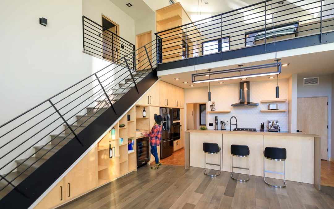 Traditional or Open Floor Plan?