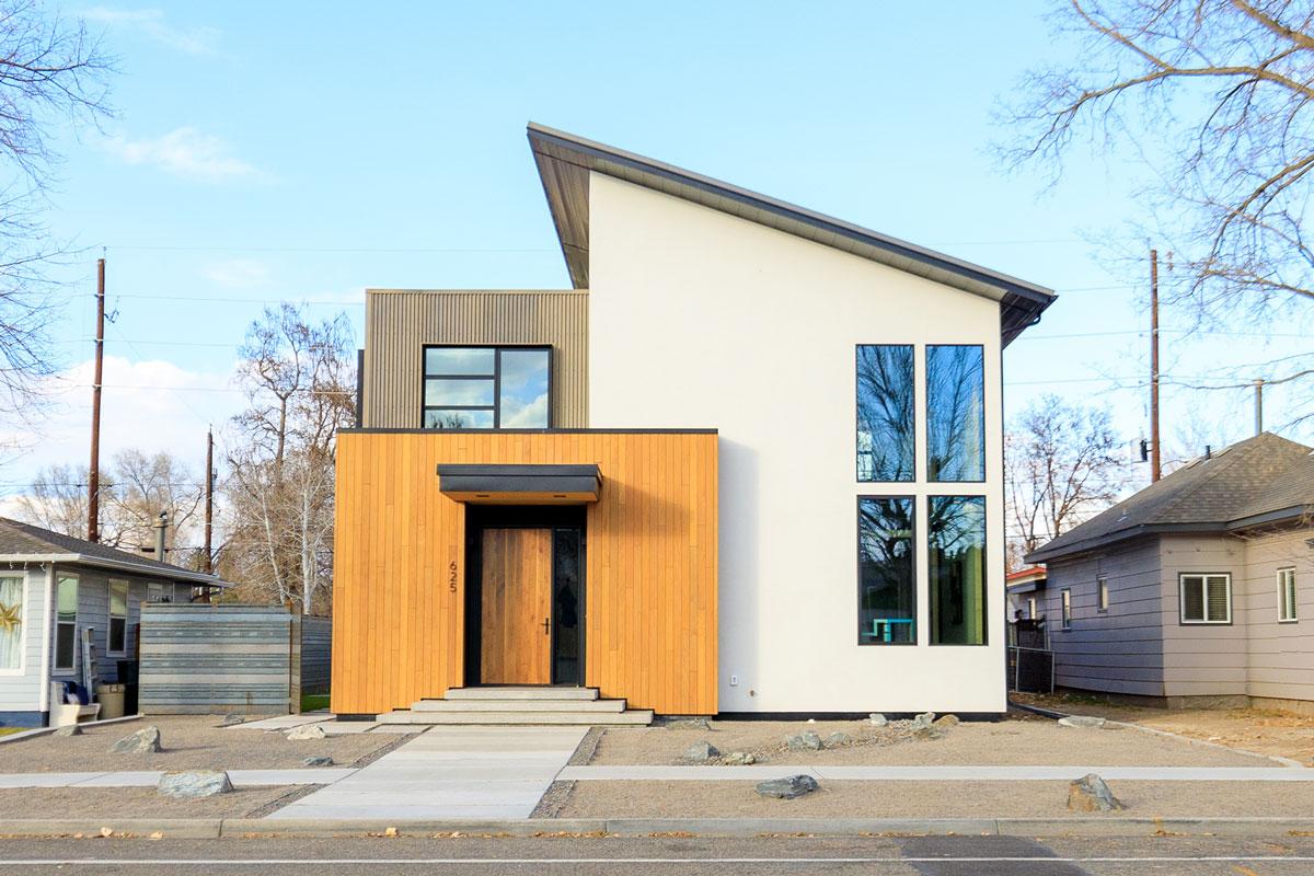 Modern House in Fruita, Colorado